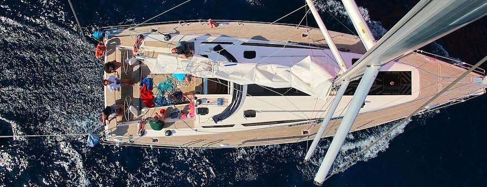 Location de bateaux Iles Eoliennes – Sicile: Voiliers, zodiac, catamarans, sans ou avec skipper