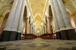 Cathedral d'Erice. Photo de K.B.
