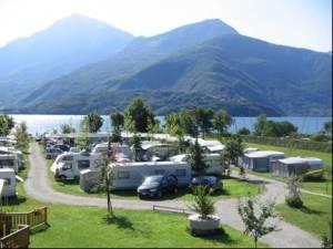 Camping en Sicile.