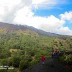 L'Etna le volcan de la Sicile