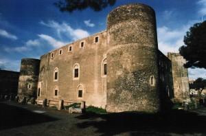 Château Ursino a Catane
