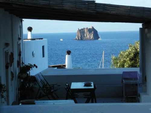 Île et volcan de Stromboli – Iles Eoliennes