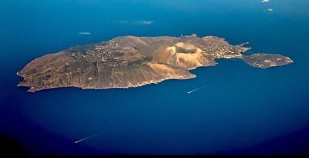 Île de Vulcano – Îles Eoliennes