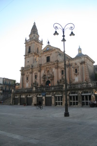 Cathédrale San Giovanni Batista, dans la haute Raguse. Photo de A. Pedrueza.
