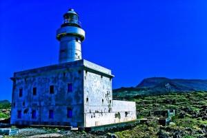 Phare de Pantelleria. Photo de Ronald Menti.