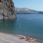 Randonnées en canoë kayak en Sicile et les Eoliennes