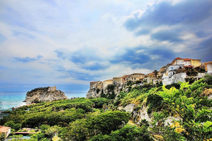 Protea, destination de rêve en Calabre.