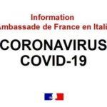 Questions et réponses sur la situation et la sécurité en Sicile concernant le Covid-19